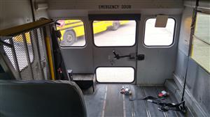 School Bus 9.3 Inside