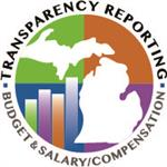 Budget and Salary Transparency Reporting Icon