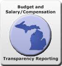 Budget and Salary Compensation Transparency Reporting Icon
